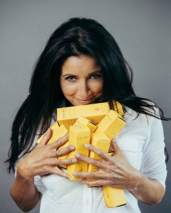Karen J Gerrard SEAMS Hand Cream