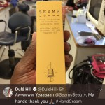 Dule Hill Suits SEAMS Hand Cream