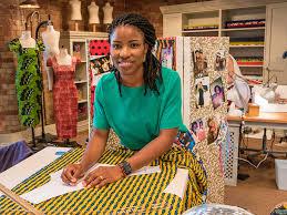 Juliet Uzor Great British Sewing Bee
